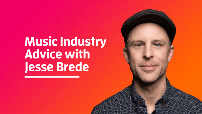 Music Industry Advice With Jesse Brede
