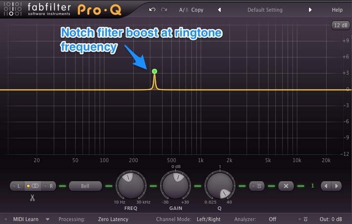 Mixing Drums - Mixing Percussion - EQ Boost