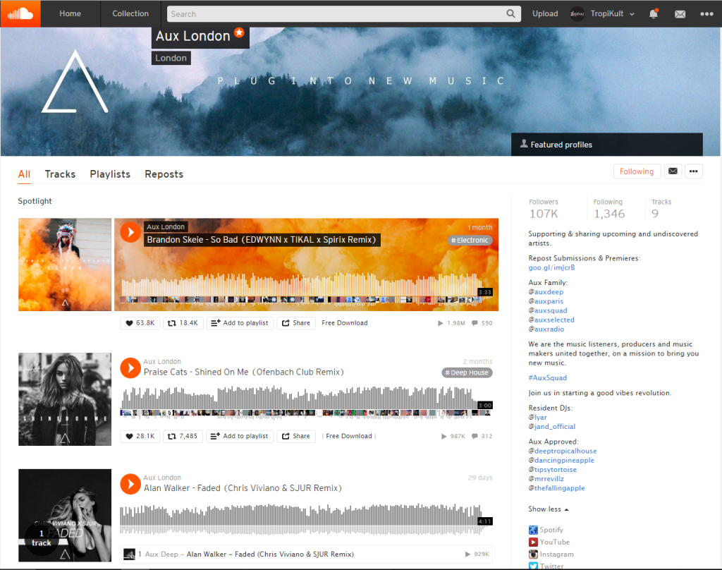 Mastering Music PR: SoundCloud Marketing, Repost Trading and Promo Channels - 3