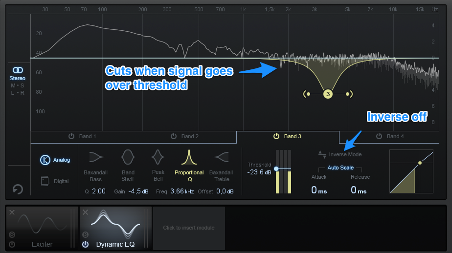 How To Mix Vocals & Sound Effects - Dynamic EQ 1