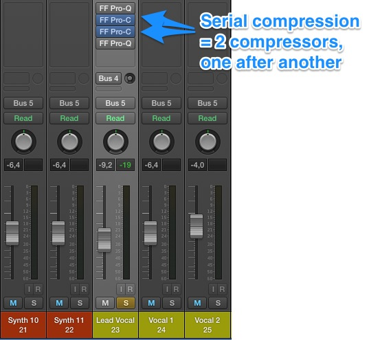 How To Mix Vocals - Serial Compression