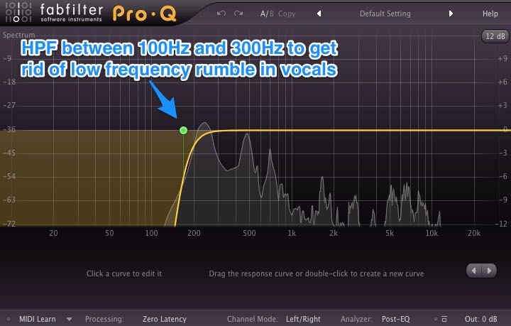how to use wavepad to remove vocals